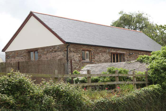 Roof built by Devon Town & Country Roofing